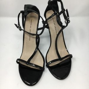 Chinese Laundry stilletto heels black shoes sz 11